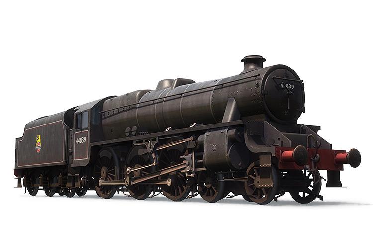 03e58e8afc14 All aboard The Black Steam Train – Dacka s Razor